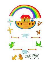 New - Goki - Noah's Ark Mobile - Free Shipping