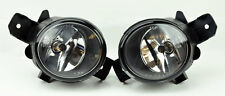 Replacement Fog Lights Pair RH LH FITS Nissan Altima Maxima Rogue Sentra Clear