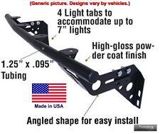 SmittyBilt 150030 07-13 Toyota Tundra Gloss Black Light Mount Bar