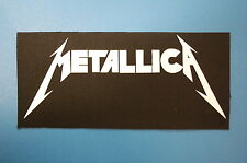Metallica Cloth patch (CP121)