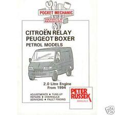Russek Citroen Relay / Peugeot Boxer 2.0 petrol '94-'01