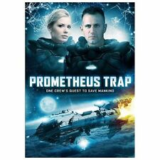 Prometheus Trap (DVD, 2013) Michael Shattner, Rebecca Kush