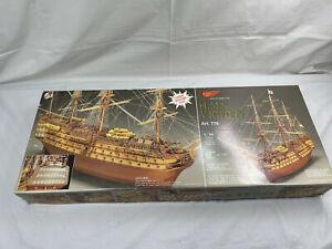 Mantua Wooden Model Kit HMS Victory 1:98 JC #776