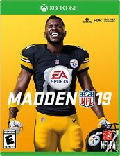 Madden NFL 19  Xbox One NEW!