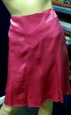 To The Max Silk Skirt Knee Length Pink Size 2-4