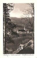 AK Ansichtskarte Triberg / Wallfahrtskirche - 1920er