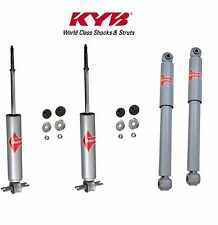 For Dodge Ramcharger Plymouth Trailduster Front & Rear Shocks Kit KYB Gas a Just