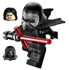 LEGO® Star WarsMinifigure - Kylo Ren With Mask and Hair (75139) Deluxe Set!