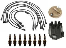ACDelco Ignition Kit Distributor Rotor Cap Wire Spark Plugs For Chevrolet 5.7 V8