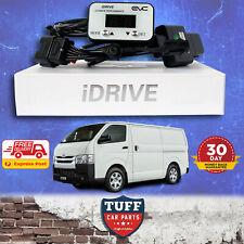 Toyota Hiace 2006 - 2019 iDrive WindBooster Electronic Throttle Controller