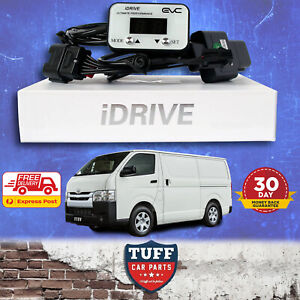 Toyota Hiace 2006 - 2019 iDrive WindBooster Electronic Throttle Controller