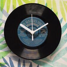 "Bizet 'Carmen Jones' Retro Chic Vintage 7"" Vinyl Wall Clock"