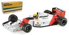 Minichamps McLaren Honda MP4/7 #1 1992 - Ayrton Senna 1/18 Scale