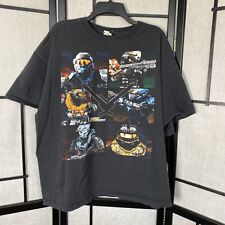 Halo Graphic T Shirt - Promo Game Release - RARE  2010 - Microsoft - XL C4