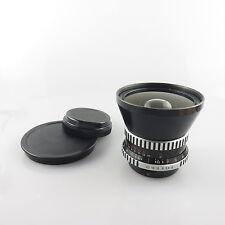 Für Pentacon Six Carl Zeiss Zebra Flektogon 4/50 Objektiv / lens