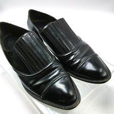 Alexander Wang - Womens Black Leather Formal Dress Slip shoes eur 39