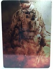 Medal of Honor: Warfighter Steelbook Collector Case - Brand New- TOY-699