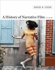 A History of Narrative Film (Fifth Edition) by Cook, David A.
