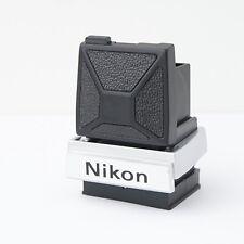 NIKON DW-1 Waist Level Finder for F2 SLR 35mm cameras 4-sided type Japan