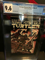 Teenage Mutants Ninja Turtles #1 CGC 9.6 NM+ WP Insight Editions 2014