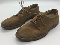 G H Bass & Co Mens Pasadena Oxford Suede Leather Upper Size 10 D