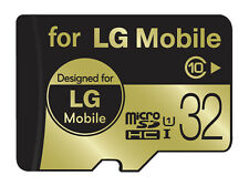 US Top Seller LG 32GB 90MB/S microSD microSDHC Class 10 Flash Memory Card