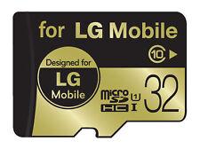 US Top Seller LG 32GB 90MB/S microSD microSDHC Class 10 Flash Memory Card