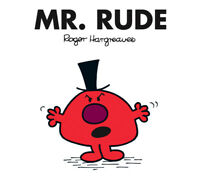 My Mr Men World Collection - Vol 45: MR RUDE - (2019) - NEW