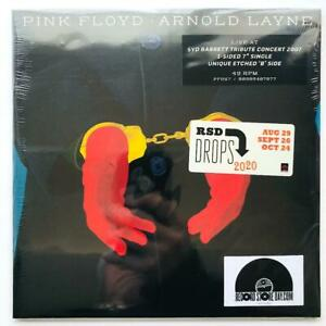Limited Edition 7Inch Records Pink Floyd Arnold Layne