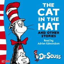 The Cat in the Hat and Other Stories (Dr Seuss) (Audio CD), Dr. S...