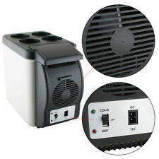 Durable 6L Car Refrigerator Fridge Cooler Warmer Freezer Truck 12V Fast Ship