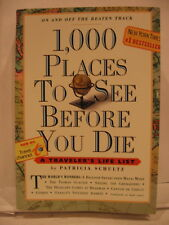 * 1,000 Places to See Before You Die by Patricia Schultz (2003, Paperback)