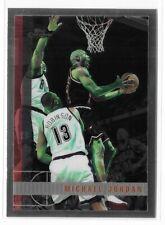 MICHAEL JORDAN 1997/98 TOPPS CHROME #123 BULLS