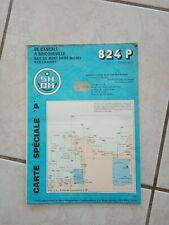 1994 CARTE SHOM special P- NAVIGATION CÔTIERE-cancale bricqueville-824  P