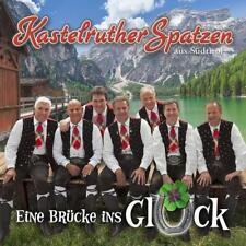 Musik-CD mit Schlager und Volksmusik vom Electrola-Kastelruther Spatzen's