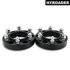 2pc 6x5.5 Hubcentric Wheel Spacers 1.25 Inch for 6 Lug Toyota Tacoma 2001-2017