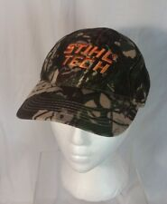 Stihl Tech Camo Hat Cap