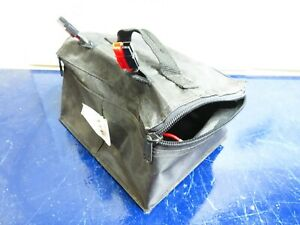 Pride SONIC/ DART Zipper BATTERY BAG w/ Wiring Harness Mobility Scooter #3362