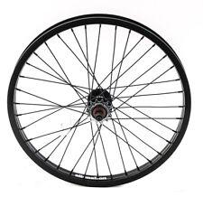 """Redine / Alienation 20"""" BMX Bike Rear Wheel Double Walled 36H + 14T Cog NEW"""