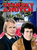 Starsky & Hutch The Complete Fourth Season DVD Set