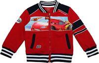Disney Cars Lightening McQueen Warm Jumper Baseball Jacket