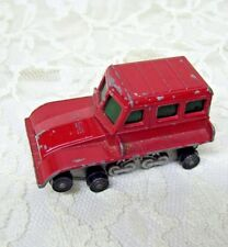 Matchbox Snow Trac Vehicle Lesney England Series No 35