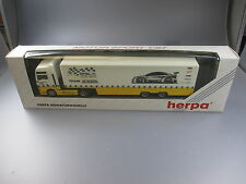 "Herpa:MAN TG-A XXL SZ Nr. 038010 ""Opel Motor Sport""  (SSK55)"