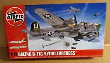 AIRFIX BOEING B-17G FLYING FORTRESS 1:72 SCALE WW2 USAAF LONG RANGE BOMBER