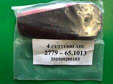 Hayter Genuine cutterblade C tipo A GOMITO Blade Set HA2779