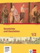 Geschichte und Geschehen 1/2 - Schülerband *** NEU *** Niedersachsen