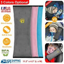 Harness Kids Pillow Shoulder Seat Belt Pad Child Cushion Car Safety Strap Cover
