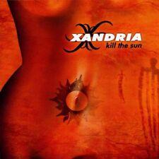 XANDRIA Kill the Sun CD 2003