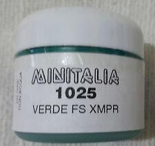 MINITALIA MODELTRENO COLORE  VERDE XMPR FS art. MI 1025