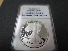 2010 W American Silver Eagle NGC PF70 Ultra Cameo #011